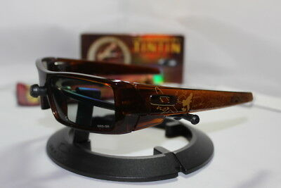New Oakley Gascan Adventures of Tin Tin HDO 3D Glasses OO9143-05