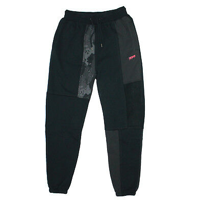 10 Deep Mens Sound Fury Fleece Sweatpants Aqua Water Camo