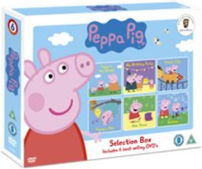 Peppa Pig: Selection Box DVD NEW