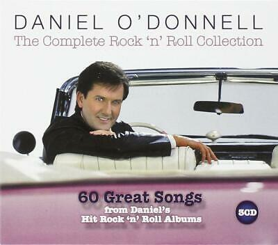 Daniel O'Donnell ~ The Complete Rock And Roll Collection NEW SEALED 3 CD BOX SET