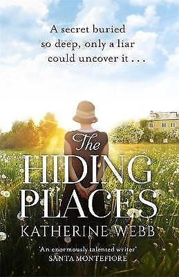 The Hiding Places. A compelling tale of murder and deceit with a twist you won't