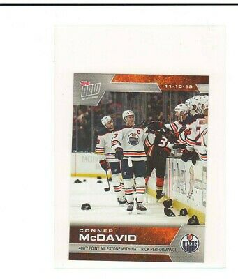 2019-20 NHL TOPPS NOW Sticker Collection - YOU PICK