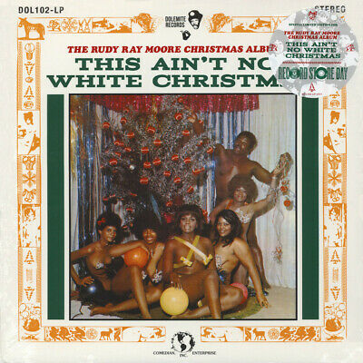 Rudy Ray Moore - This Ain't No White Christmas (Vinyl LP - 1996 - US - Reissue)