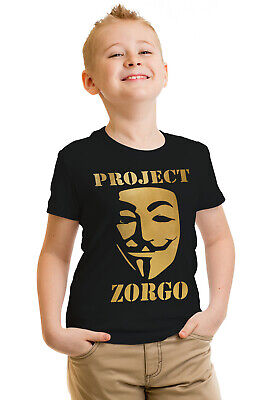 Project Zorgo Youtuber Gaming Boys Girl Chad Clay Children christmas Funny Tees