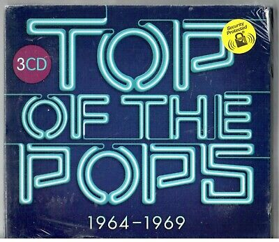 Top Of The Pops Hits 1964 - 69 3CD A Selection Of Greatest Hits From The 1960's