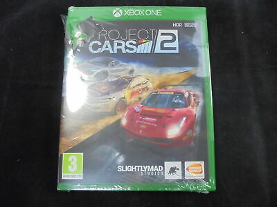 XBOX ONE Project Cars 2 - DAMAGED BOX - Currys
