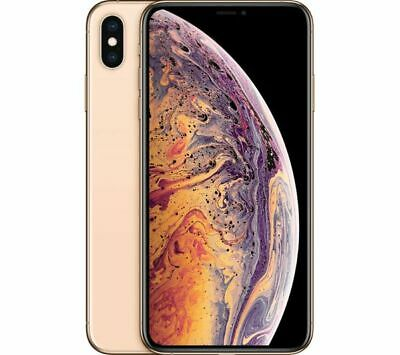 APPLE iPhone Xs Max 64 GB - Gold - Currys