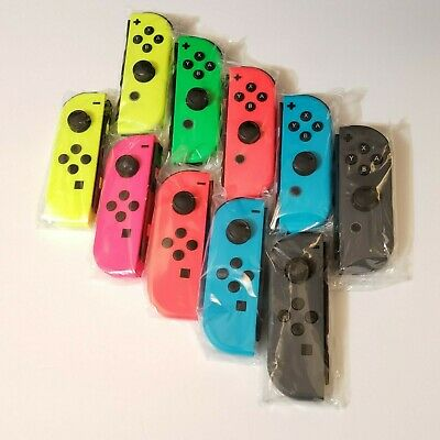 *Low Prices* Genuine New Nintendo Switch Joy Con Controllers! Free Shipping!