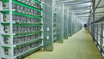 14500 GH/s BITCOIN Ƀ 2 Hours Mining Contract - AntMiner S9 Bitmain BTC ASIC