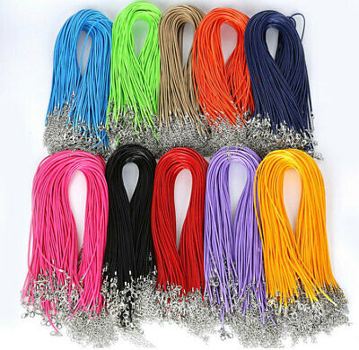 Lobster Clasp String  Cord 45cm Making Materials Necklace  Braided