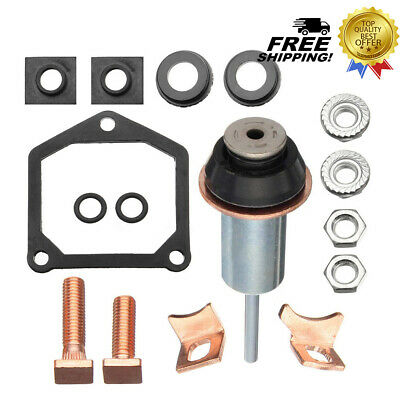 Starter Solenoid Repair Kit Starter Solenoid Rebuild Kit Contact Parts