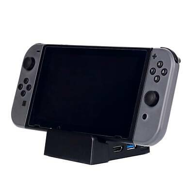 Portable Replacement Dock Docking Station Mount Cooling Base For Nintendo Switch