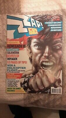 ZZAP! 64 Issue 49 Magazine 1989 May