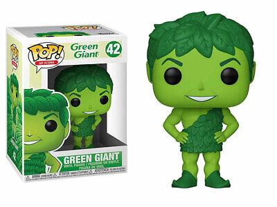 Funko Pop! Ad Icons: Green Giant - Jolly Green Giant 4 inch vinyl figure NEW!