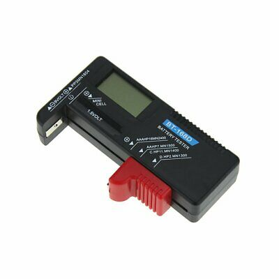 BT168D Battery Tester Digital Display Battery Capacity Tester For No.1/2/5/7@ty