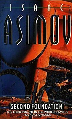 Asimov, Isaac, Second Foundation (Book Three of The Foundation Series), Very Goo