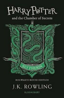 Harry Potter and the Chamber of Secrets - Slytherin Edition 9781408898123