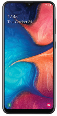 "*NEW 2019* Samsung Galaxy A20 US Version GSM UNLOCKED 6.4"" Screen Android 9 Pie"