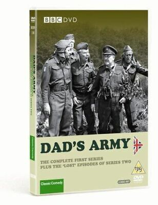 , Dad's Army - The Complete First Series Plus the 'Lost' Episodes of Series Two