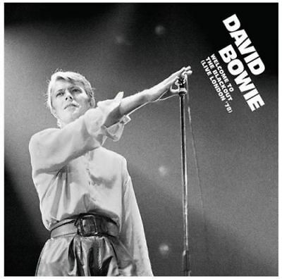 DAVID BOWIE - Welcome To The Blackout (Live) 3LP RSD RECORD STORE DAY 2018 LTD#