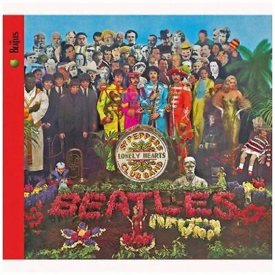 The Beatles - Sgt Pepper's Lonely Hearts Club Ba NEW CD