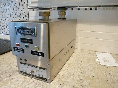 """Sink Areas Hatco 3CS-9-480-3 Hydro-Heater Sanitizing Sink for Over 21/"""" Sq"""