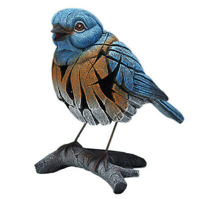 WESTERN BLUEBIRD Evocative Fiercely Modern Sculpture Edge Sculpture Figure