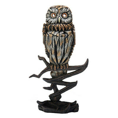 OWL Evocative Fiercely Modern Hand Crafted Sculpture Edge Sculpture Figure