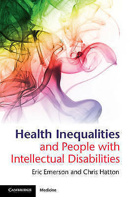 Health Inequalities and People with Intellectual Disabilities by Emerson, Eric|H