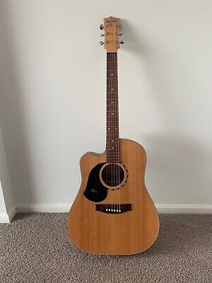 Maton EM325C Acoustic Electric Guitar - Left Handed