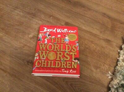 The World's Worst Children by Walliams, David Use