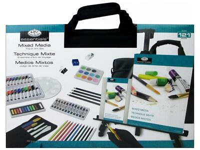 Royal Royfa2121  Travel Art Set Mixed Media