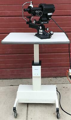 Leica Reichert 12990 Dioptric Keratometer Slit Lamp Ophthalmology Watch Video