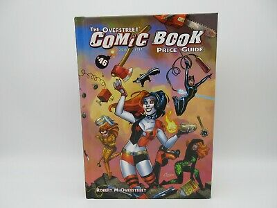 The Overstreet Comic Book Price Guide 2016-2017 46th Edition (Hardcover) HC NM-