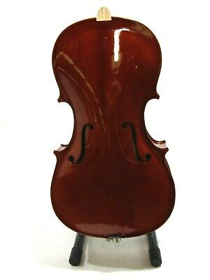 Student 1/2 Size Cello with Case by Gear4music-DAMAGED- RRP £197