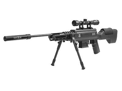 BLACK OPS TACTICAL Sniper Air Rifle Combo - 0 220 Caliber