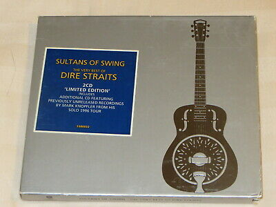 DIRE STRAITS Sultans Of Swing:The Very Best Of (CD 1998) LIMITED EDITION 2-CD