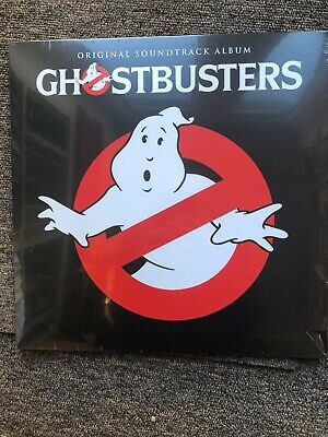 "Ghostbusters - Various Artists (12"" Album) New Sealed Vinyl Lp Ray Parker Jr"