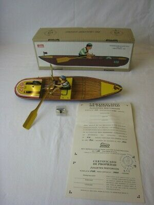 Paya 612 Blech-Ruderboot - Barca Remos 1932 Limited Edition Repro 1988 1969/5000