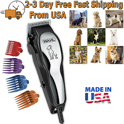 Wahl Pet Grooming Pro Kit Electric Hair Shears Clipper Dog Cat Trimmer Precision