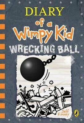 Diary of a Wimpy Kid: Wrecking Ball (Book 14) by Jeff Kinney 9780241396636