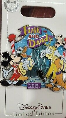 DISNEY Pin Fine And Dandy fall 2019 LIMITED EDITION