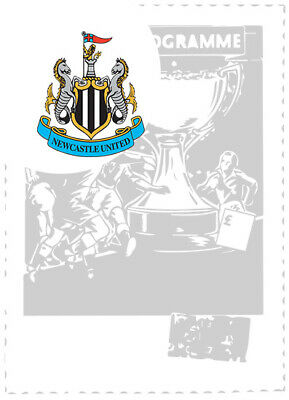 Newcastle United v Manchester City official programme -30th November 2019