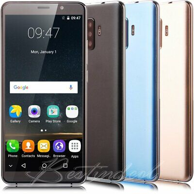 """2019 New 6.0"""" Factory Unlocked Quad Core DuaL SIM 3G Mobile Phone Android 8.0"""