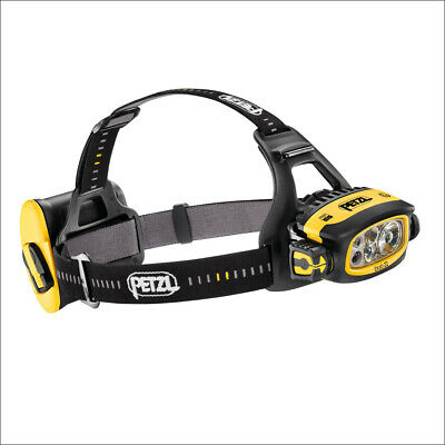 Petzl Duo Z2 E80Ahb - Lampe Frontale Robuste Ip67 Puissante 430 Lumens