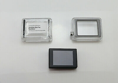 Gopro Lcd Touch Bacpac Screen Alcdb-401 Touchscreen For Hero 4 / 3 / 3+ & Doors