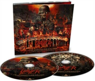Slayer - The Repentless Killogy (live At The Forum) NEW CD