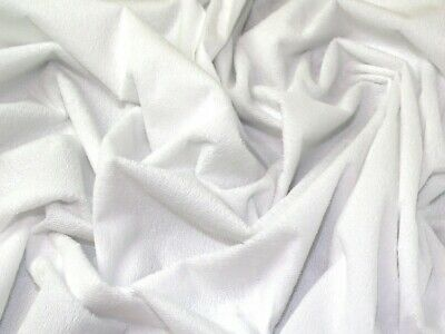 PU Backed Towelling Fabric - Sold Per Metre