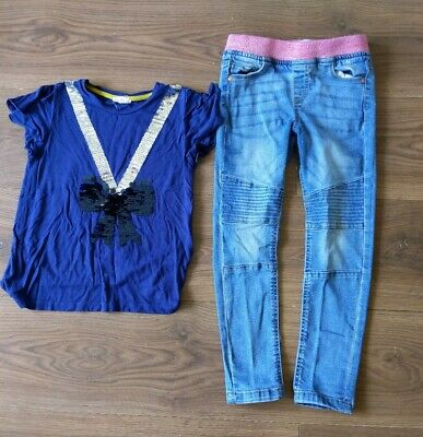 Girls 5-6 Years Jeans & Tops