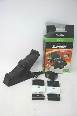 PDP Energizer 2x Charge System for XBOX ONE